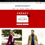 Further 50% off Sale Items @ Sportscraft
