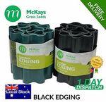 24m (4x6m Rolls) of Garden Edging for $49 @ McKays Grass Seeds on eBay