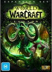 World of Warcraft: Legion Expansion $42.55 Delivered @ EB Games eBay
