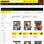 2 for $40 4K Ultra HD Blu-Ray Titles at JB Hi-Fi - Some near 50% or More off