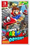 Super Mario Odyssey $69.00 + Delivery at JB Hi-Fi