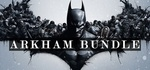 Batman Arkham Bundle $ 12.60 (steam keys) @ HRK