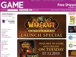 Starcraft 2 for $58 at GAME Instore during Cataclysm Launch 07/12/2010!