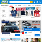 $15 off $75 Purchase Using App @ Catch (App)