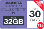 Kogan Mobile UNL 32GB (First Month Only) $7.90, 2GB Small Plan 365 Day $152 @ Kogan Mobile