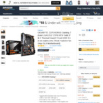 Gigabyte Z370 Aorus Gaming 7 Motherboard $207.30 USD Delivered (~ $261 AUD) @ Amazon US