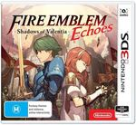 [3DS] Fire Emblem Echoes: Shadows of Valentia - $40 (+$5.99 Standard Shipping) @ Mighty Ape