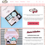 Moxie Box Club Beauty/Period Box $9.95 Delivered from Moxie