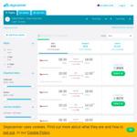 Hobart to Hong Kong from $516 Return on Qantas Airways in August @ Skyscanner