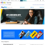 15% Discount on Adrenaline Gift Cards & 5% Discount on Supercheap Auto, rebel, BCF Gift Cards @ PayPal Digital Gifts eBay