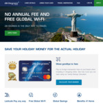 28 Degrees MasterCard: Reimbursed Booking Fees for Domestic and International Flights: up to $30