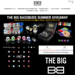 Win a BassBuds Prize Pack Worth Over $4,700 or 1 of 100 Minor Prizes from BassBuds