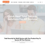 Quick Heal Total Security (Anti Virus) 3 User 3 Months for Free @ Smart Tech Technologies