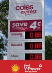 [VIC] All Types of Fuel 88c/L @ Coles Express Braeside