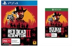 [PS4, XB1] Red Dead Redemption II $64 @ Harvey Norman