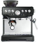 Breville BES870BKS The Barista Espresso Coffee Machine $503.20 C&C (or + Delivery) @ The Good Guys eBay