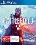 [PS4/XB1/PC] Battlefield V $64.60 Delivered @ The Gamesmen eBay