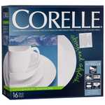 Corelle Dinner Set 16 Piece $35 (Was $59.95) @ Woolworths (In-Store Only)