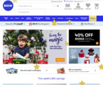 20% off Toys (Some Exclusions) @ Big W