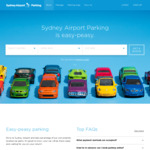 [NSW] 15% off Online Bookings Parking @ Sydney Airport
