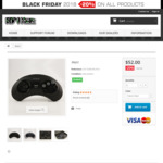 Joyzz Wireless Controller for SEGA Mega Drive and Master System $52 USD (~ $72 AUD) + Delivery - 20% off Black Friday @ Krikzz