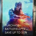 [Xbox, PC, PS4] Battlefield V 50% off $49.98 (for Owners of Battlefield 1, 4, Hardline) @ Battlefield Ingame store