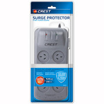 Crest 6 Way Surge Powerboard $19.98 (Incl Delivery) Usually $30+ in Stores