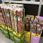 [NSW] Christmas Wrapping Paper $0.20 @ Woolworths Town Hall