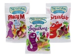 The Natural Confectionery Lolly Bags 180g-200g - 3 for $5 @ The Reject Shop