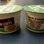[NSW] Free 100g Five: AM Organic Vanilla Bean Yoghurt Tubs @ Parramatta Train Station