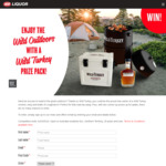 Win 1 of 3 Wild Turkey Prize Packs Worth Up to $388 from IGA Liquor/Cellarbrations/The Bottle-O [Except NT]