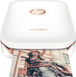 HP Sprocket Photo Printer White $99 (Was $159) + $5 Delivery or Free in-Store Pickup @ The Good Guys