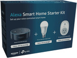 Amazon Alexa Smart Home Starter Kit $71.20 + Delivery (Free C&C) @ The Good Guys eBay