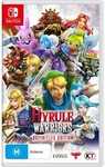 [Switch] Hyrule Warriors: Definitive Edition $17.10 @ Harvey Norman