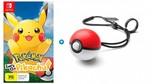 [Switch] Pokémon: Let's Go with Poké Ball Plus Bundle $65.55 C&C (Or + Delivery / Free with Shipster) @ Harvey Norman