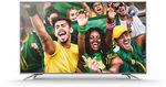 Hisense 55P7 4K Smart TV $713.60 + Delivery @ Appliance Central eBay