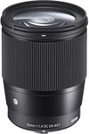 Sigma 16mm F1.4 Sony E Mount $549.55 + $9.95 Postage @ Georges