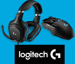 Win a Logitech G332 Gaming Headset & G903 Lightspeed Gaming Mouse Worth $379.90 from ProBluesPlayer/Logitech ANZ