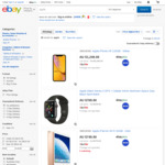 [eBay+] Apple iPad 6 Wi-Fi 32GB $373, Apple Watch Series 3 38/42mm $319/ $361, Apple iPhone XR 128GB $1062 + More @ BigW eBay