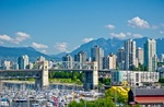 Vancouver, Canada Return from Adelaide $729, Canberra $743, Gold Coast $757 on Sichuan Airlines & Virgin Australia Oct-Dec 2019