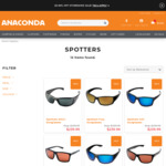 Polarised Glass Spotters Sunglasses $239.99 @ Anaconda