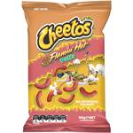 ½ Price Cheetos Flamin' Hot Puffs 90g $1 @ Woolworths