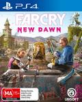 [PS4, XB1] Far Cry: New Dawn - PS4 $18 + Delivery* @ Amazon AU, $18 + $4.95 Delivery* @ Harvey Norman/Domayne/Joyce Mayne