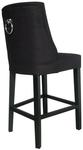 40% off Cordelia Kitchen Barstool - Black $568 Delivered (Was $946) @ Bar Stools Online