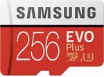 Samsung EVO Plus 256GB MicroSD $55.20 Delivered @ eBay AU Tech.mall
