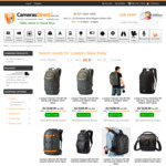 Lowepro Bag Flipside Trek BP 350 AW $168, BP 450 AW $198 + Delivery (Free Pickup) & More @ Cameras Direct