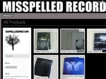 100% Discount Code for Misspelled Records (Independant Electronic DIY Music Label)