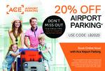[VIC] 20% off Parking @ Ace Airport Parking (Melbourne Airport Parking)