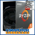 [eBay Plus] AMD Ryzen 5 3600 $271.15 Delivered @ Computer Alliance eBay