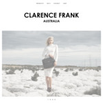60% off Handbags & Wallets Sitewide + Free Postage @ Clarence Frank Australia
